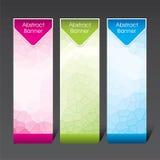 progettazione dell'intestazione del sito Web di affari illustrazione di stock