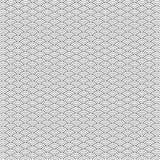 Progettazione della carta da parati del fondo, modello astratto geometrico illustrazione vettoriale