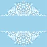 Progettazione della cartolina d'auguri dell'invito o di nozze con Immagini Stock