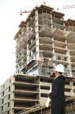 Progettazione della costruzione Fotografia Stock Libera da Diritti