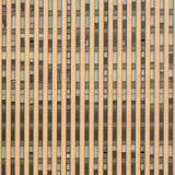 Progettazione della costruzione dell'alta carica di Windows Fotografia Stock Libera da Diritti