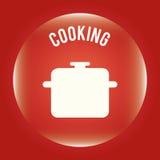 Progettazione della cucina Immagine Stock Libera da Diritti