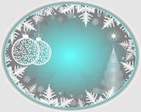 Progettazione della luce di Natale illustrazione di stock