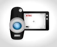 Progettazione della macchina fotografica Immagine Stock Libera da Diritti