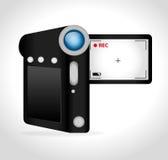Progettazione della macchina fotografica Fotografie Stock Libere da Diritti