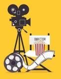 Progettazione della macchina fotografica Fotografia Stock Libera da Diritti