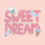 Progettazione della maglietta di citazioni con le toppe sveglie royalty illustrazione gratis