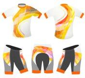 Progettazione della maglietta di sport dello sfidante Fotografia Stock Libera da Diritti