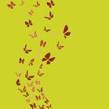 Progettazione della molla delle farfalle royalty illustrazione gratis