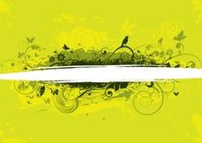 Progettazione della natura della spazzola Fotografie Stock Libere da Diritti