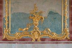 Progettazione della parete fotografie stock libere da diritti