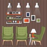 Progettazione della stanza Immagine Stock