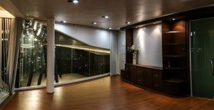 Progettazione della stanza del responsabile moderna Immagine Stock