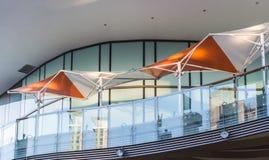 Progettazione della tenda di Moderm Fotografie Stock