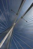 Progettazione di architettura del ponte Fotografia Stock Libera da Diritti