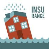 Progettazione di assicurazione Fotografia Stock