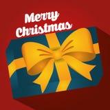Progettazione di Buon Natale Immagine Stock