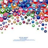 Progettazione di comunicazione royalty illustrazione gratis