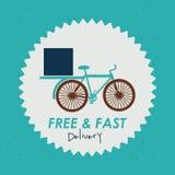 Progettazione di consegna royalty illustrazione gratis