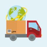 Progettazione di consegna Immagine Stock Libera da Diritti