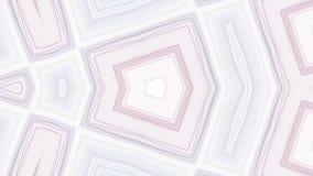 Progettazione di Digital delle forme grige e porpora illustrazione vettoriale