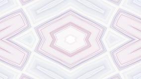 Progettazione di Digital delle forme grige e porpora illustrazione di stock