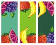 Progettazione di frutti Fotografia Stock Libera da Diritti