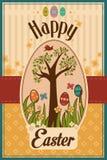 Progettazione di Pasqua Immagini Stock