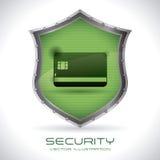Progettazione di sicurezza Immagine Stock Libera da Diritti