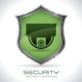 Progettazione di sicurezza Fotografie Stock Libere da Diritti
