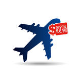 progettazione di spese di viaggio Fotografia Stock