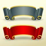 Progettazione di stile cinese delle collezioni delle insegne royalty illustrazione gratis