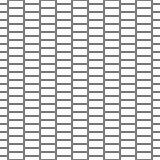 Progettazione di superficie senza cuciture del modello con i blocchi Parete del rivestimento dei mattoni Immagine di tessellazion illustrazione di stock