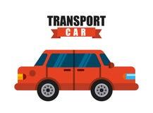 progettazione di trasporto di massa royalty illustrazione gratis