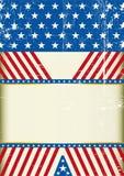 Progettazione A di U.S.A. Fotografia Stock