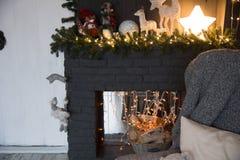 Progettazione di un fondo di Natale fotografia stock libera da diritti