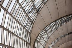 Progettazione di un tetto. Fotografia Stock Libera da Diritti