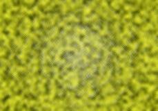Progettazione di vetro di struttura di colore giallo Fotografia Stock Libera da Diritti