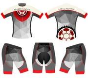 Progettazione di vettore della maglietta di sport Fotografia Stock Libera da Diritti