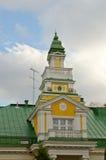Progettazione finlandese di architettura Immagine Stock