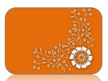 Progettazione floreale royalty illustrazione gratis