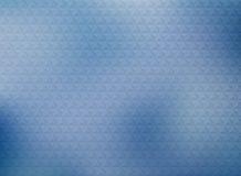 Progettazione geometrica astratta del modello dei triangoli sul fondo blu di pendenza Vettore eps10 dell'illustrazione illustrazione vettoriale