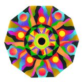 Progettazione geometrica Colourful royalty illustrazione gratis
