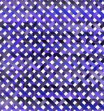 Progettazione geometrica dell'acquerello Immagine Stock Libera da Diritti