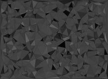 Progettazione geometrica grigia illustrazione vettoriale