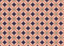Progettazione geometry blu Estratto moderno Struttura royalty illustrazione gratis