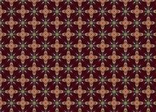 Progettazione geometry Colore rosso Estratto moderno Struttura illustrazione di stock