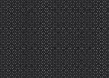 Progettazione geometry nero Estratto moderno Struttura illustrazione di stock