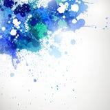 Progettazione grafica astratta Fotografia Stock