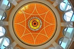 Progettazione interna della cupola Fotografie Stock